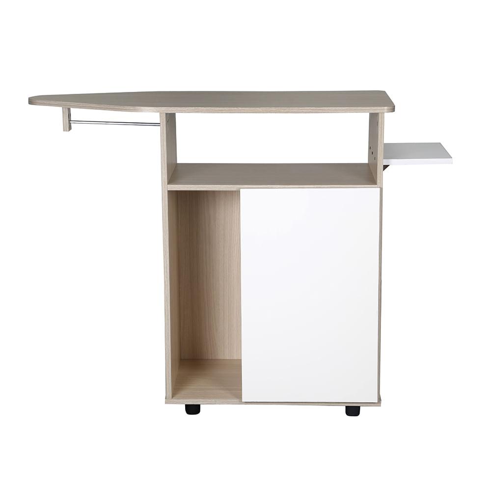Muebles auxiliares cocina mueble buffet asfeld con cajon cubertero los ms econmicos y - Mueble microondas carrefour ...