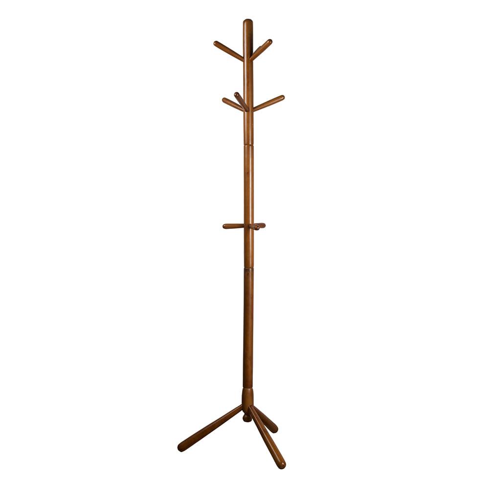 Perchero en madera roble tugocolombia for Percheros de metal