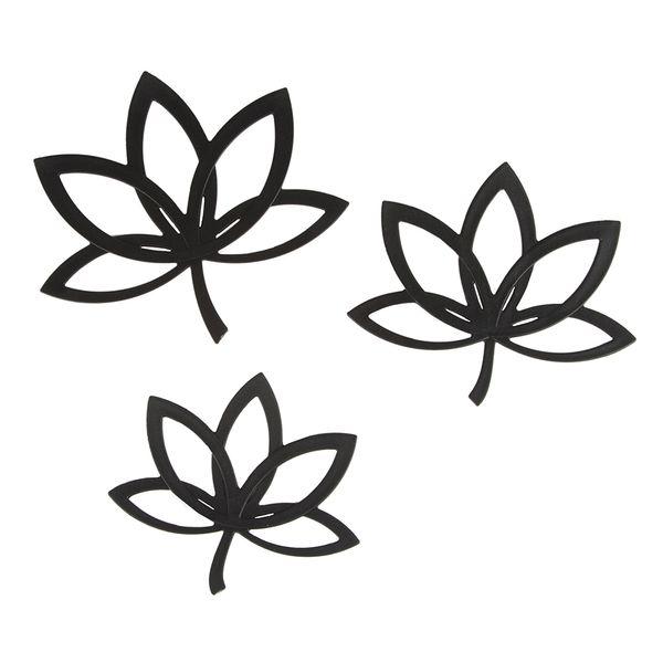 Aplique-pared-Lotus-Negro