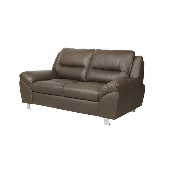Sofa-2-Puestos-Battley--Cuero--Pvc-