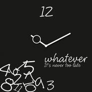 Reloj-Whatever-Clock-