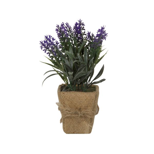 Planta-Artificial-Lavanda-9-9-20Cm-Plastico-Matera-Yute-----