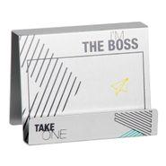 P-Tarjetas-The-Boss-10-45-7Cm-Aluminio---------------------