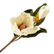 Flor-Artificial-Magnolia-36Cm-Tela-Blanco-------------------