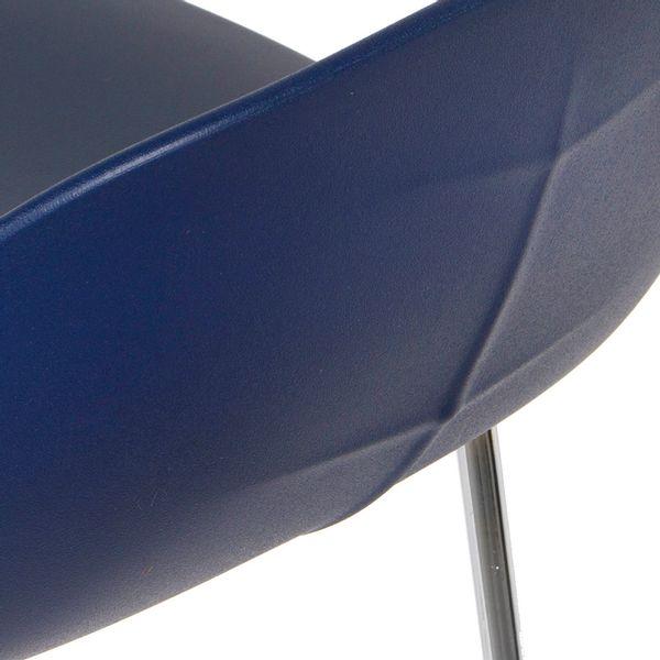 Butaco-Alto-Maggot-Plastico-Metal-Azul-Oscuro---------------