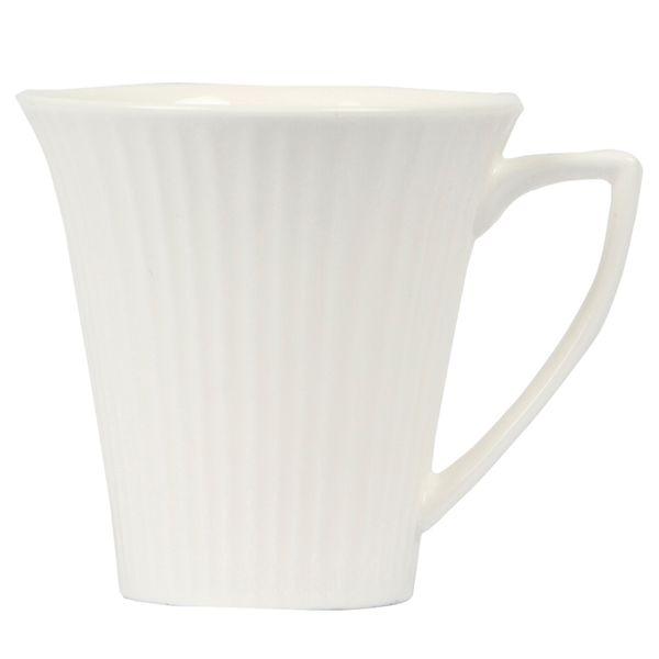 Taza-Fantastic-Ripple-190Ml-Porcelana-Blanco