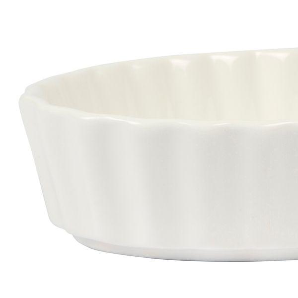 Fuente-P-Servir-Veins-126Cm-Porcelana-Blanco