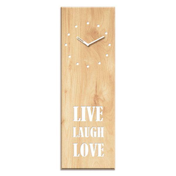Reloj-Time-To-Laugh-20-60Cm-Vidrio-Beige--------------------