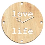 Reloj-Love-Life-30-30Cm-Vidrio-Beige------------------------