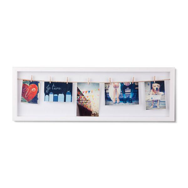P-Retratos-Clothesline-Flip-72-24Cm-Plastico-Blanco---------