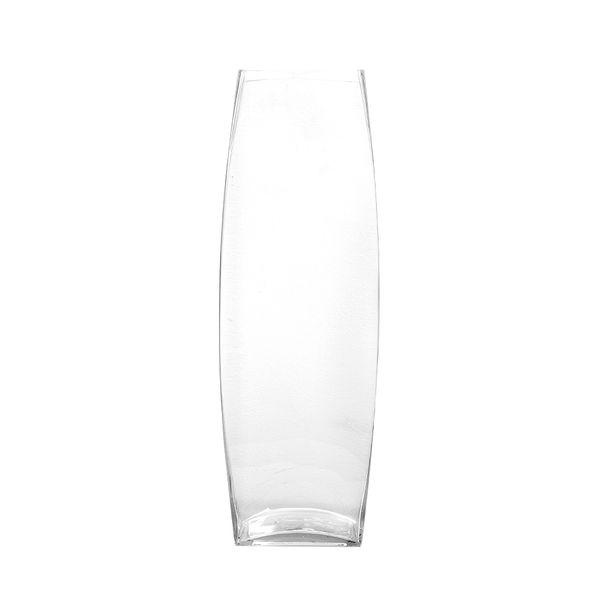 Florero-Quadra-15-45Cm-Transparente-------------------------