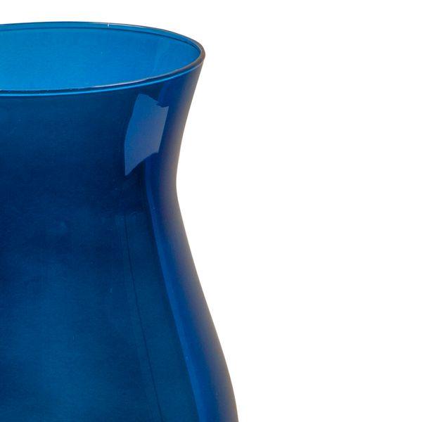 Florero-Francia-16-16-36Cm-Vidrio-Azul----------------------
