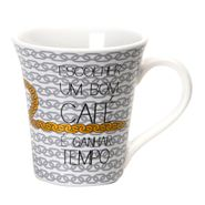 Mug-Save-Time-330Ml-Ceramica-Cv