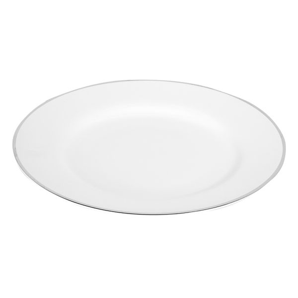 Plato-Llano-Isabel-28Cm-Porcelana-Blanco
