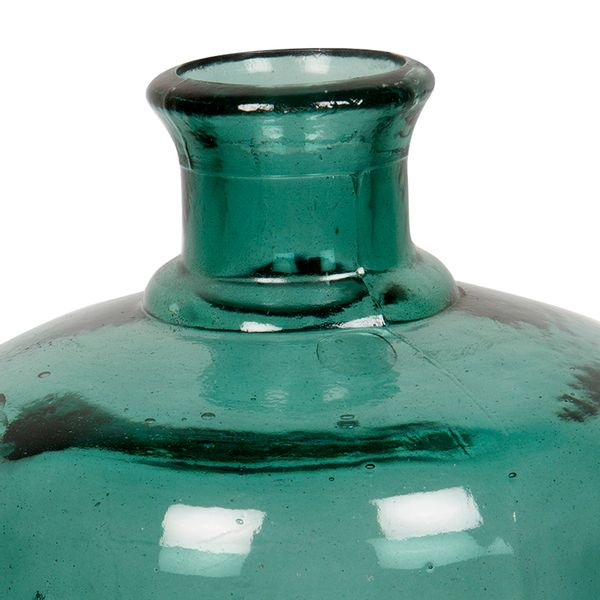 Botella-Primavera-20-20-43Cm-Vidrio-Negro-------------------