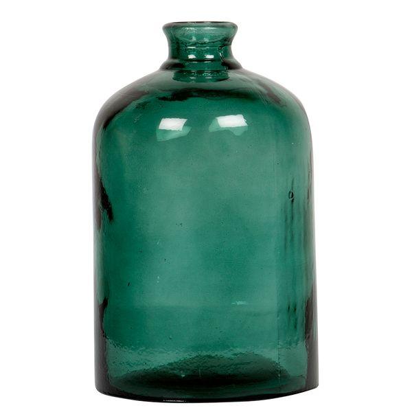 Botella-Primavera-19-18.5-33Cm-Vidrio-Verde-----------------