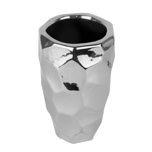 Jarron-C17-Kalahari-12-12-20.5Cm-Ceramica-Plata