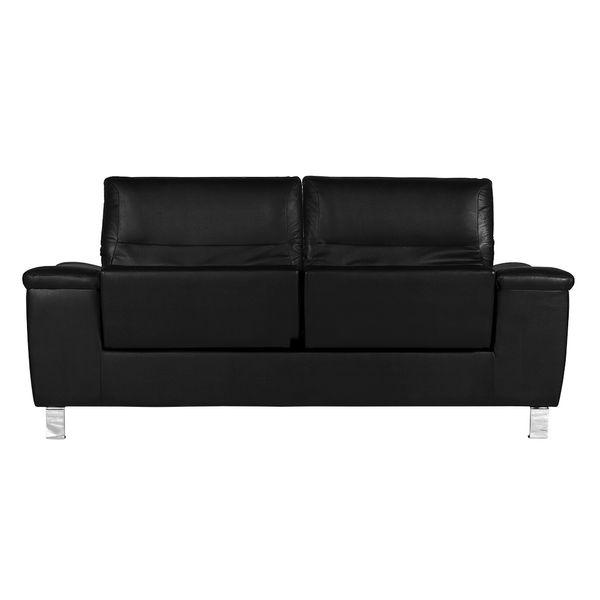 Sofa-3-Ptos-Reclinable-Bunny-Cuero-Pvc-Negro----------------