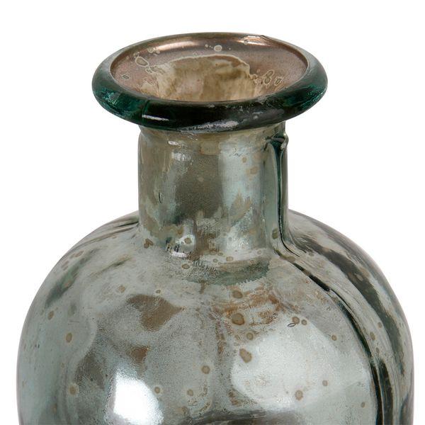 Botella-Holanda-10-10-28Cm-Vidrio-Espejo-Cobre-Rosa---------