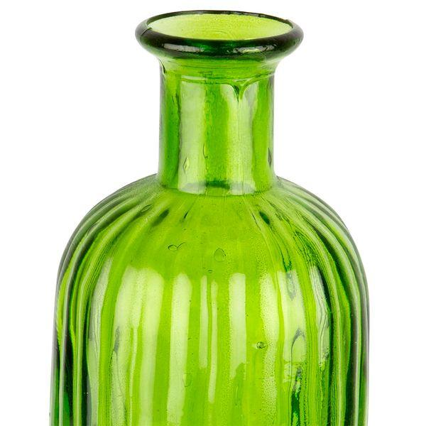 Botella-Holanda-Hammered-12-12-35Cm-Vidrio-Verde------------