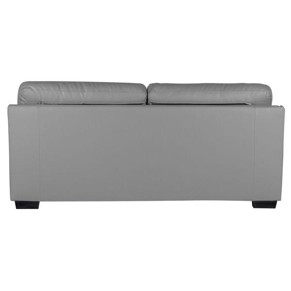Sofa-3-Puestos-New-Firenze-Cuero---Pvc-Gris-Claro-----------