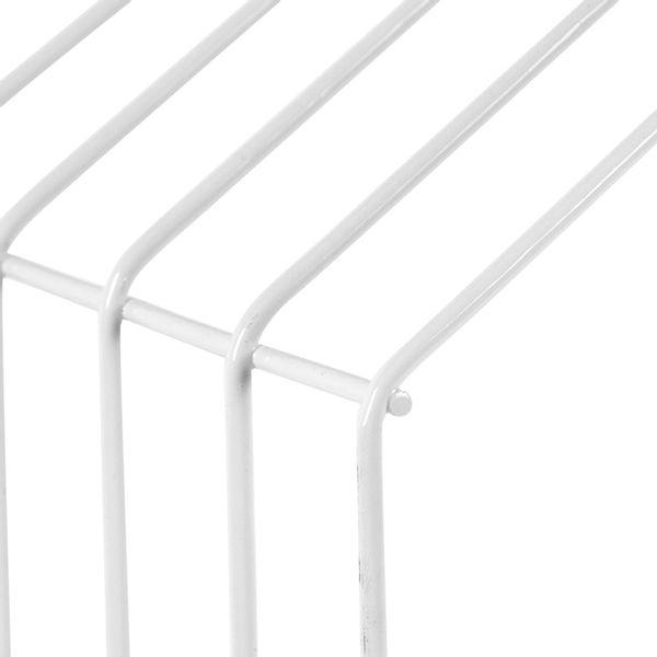 Repisa-Pared-C17-Casa-Wire-25.5-21.5-32.5Cm-Metal-Blanco----