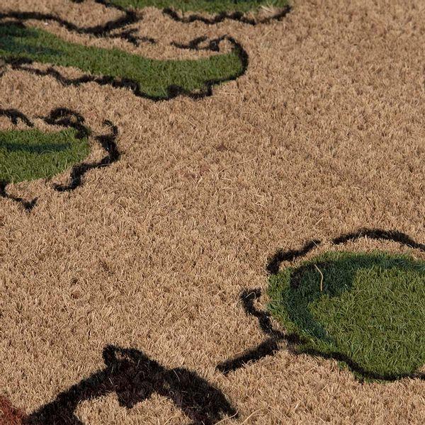 Tapete-Entrada-Trees-45-75Cm--Fibra-Coco-Natural-Verde------