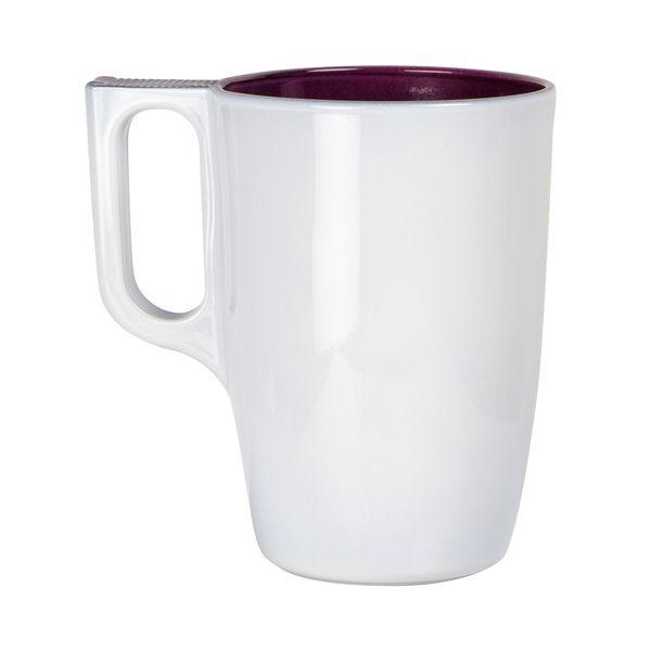 Mug-Sweet-85-12-11Cm-Vidrio-Blanco-Morado------------------