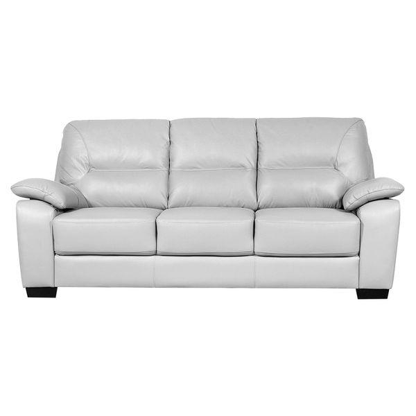 Sofa-3-Puestos-Ambalon-Cuero-Pvc-Gris-Claro-----------------