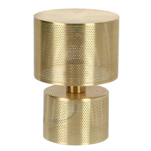 Lampara-De-Mesa-Pebble-18-18-265Cm-Metal-Dorado--------