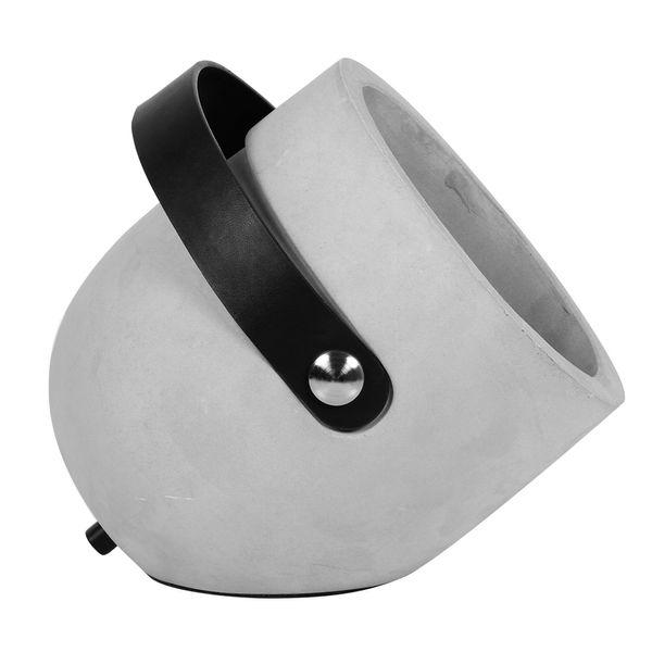Lampara-De-Mesa-Concrete-25-20-25Cm-Cemento-Gris