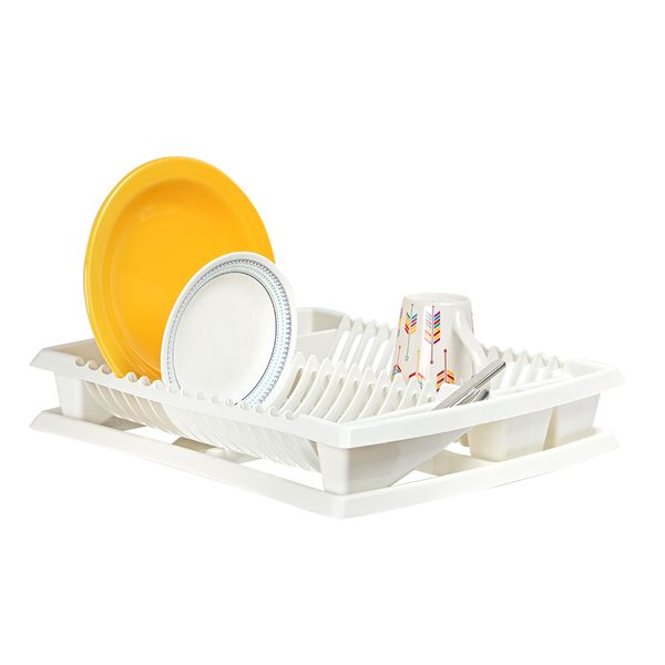 Escurridor-De-Platos-Air--44-38-9Cm-Plastico-Blanco