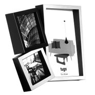 P-Retrato-Multiple-Tampa-20-24-4Cm-Metal-Plastico-Plateado--