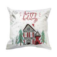 Navidad-C17-Funda-Cojin-Happy-Holidays-45-45Cm-Poliester-Var