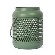 P-Vela-Lantern-Dima-14-14-18Cm-Metal-Verde
