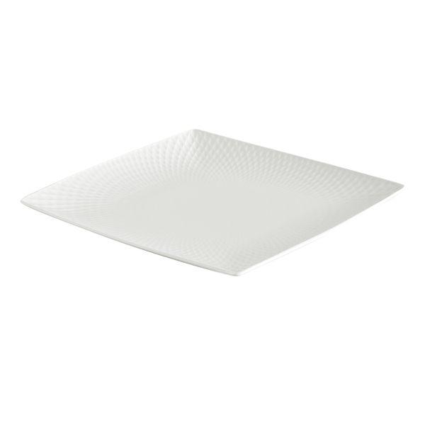 Plato-Llano-Squito-143Cm--Porcelana-Blanco-----------------