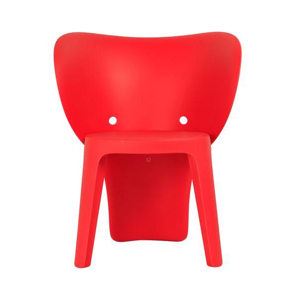 Silla-Auxiliar-Dumbo-Kids-Plastico-Rojo---------------------