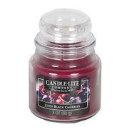 Vela-3-Oz-Candle-Lite-Juicy-Black-Cherries------------------