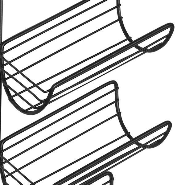 Organizador-Ducha-Verona-11-36-62Cm-Bronce------------------