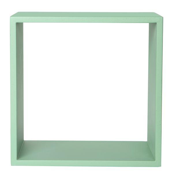 Repisa-Rectangular-45-35-20Cm-Madera-Verde-Greenery---------