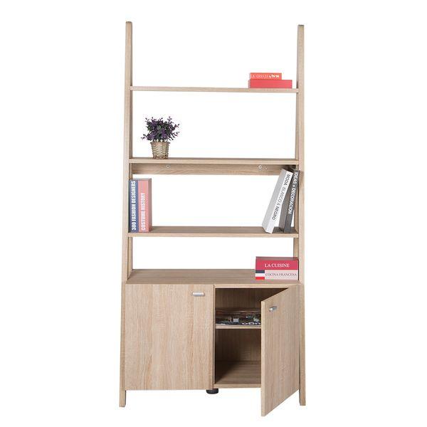 Biblioteca-Dos-Puertas-Stair-84-39-175Cm-Lam-Natural--------