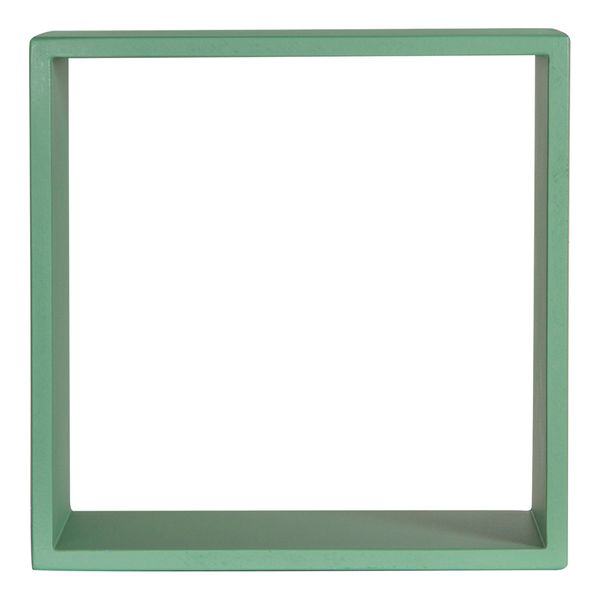 Repisa-Cubo-30-20-30Cm-Madera-Verde-Greenery----------------