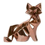 Figura-C18-Zorro-Niza-20-11-20.5Cm-Ceramica-Cobre-----------