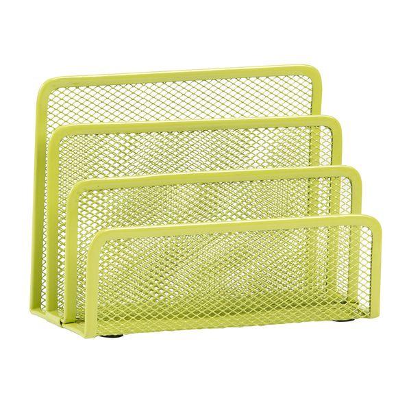 Porta-sobres-Neon-Metal-Verde