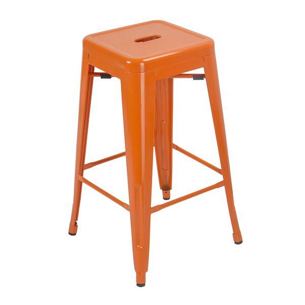 Butaco-Alto-Texas-Naranja