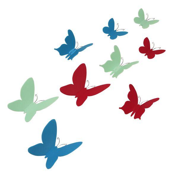 Aplique-Pared-Mariposa-Colores