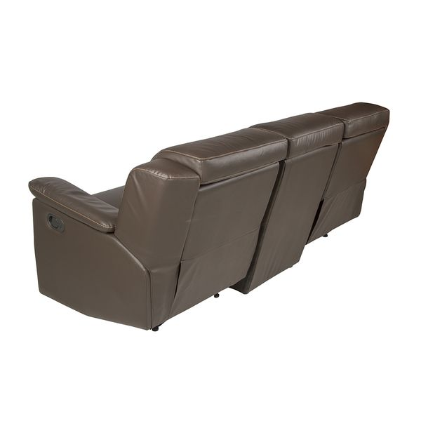 Sofa-3-Puestos-Reclinable-Manual-Britania-Cuero-Pvc-Cafe-Cos-Nar