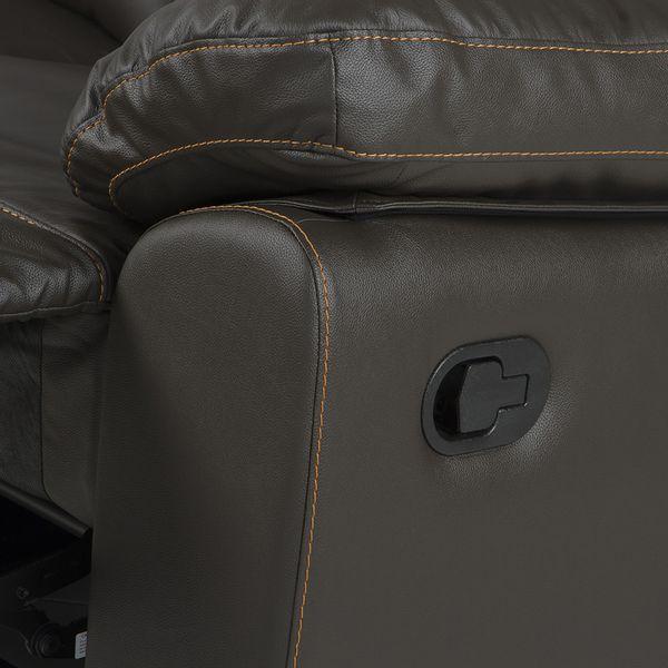 Sofa--2-Puestos-Reclinable-Toscana--Cuero--Pvc-