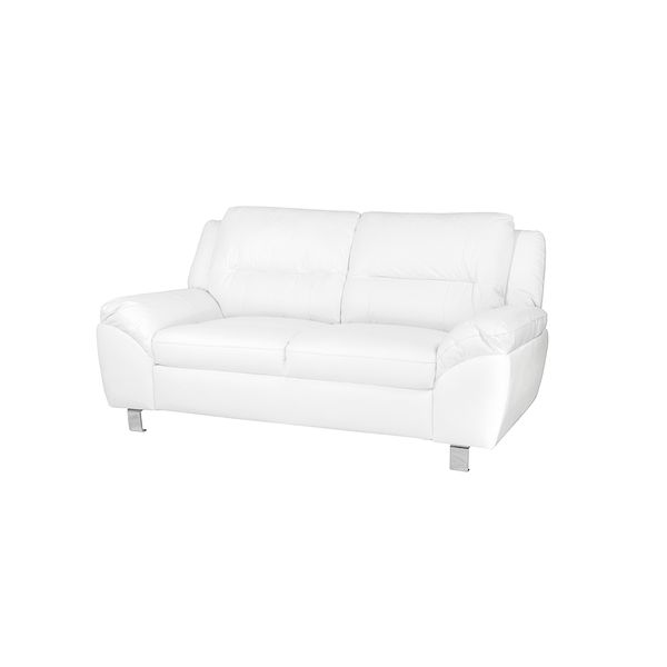 Sofa-2-Puestos-Battley--Cuero-Pvc