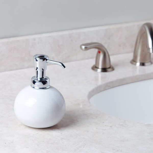 Dispensador-De-Jabon-York-136-178-13Cm-Ceramica-Blanco----